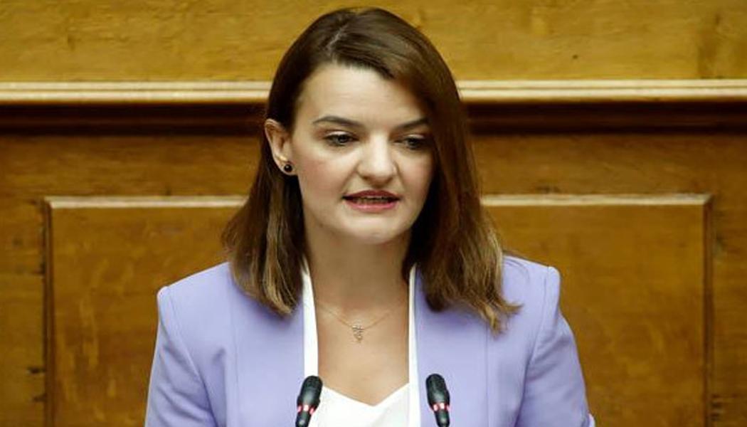Γιάννενα: Η Μαρία Κεφάλα στην Εκτελεστική Επιτροπή της Νέας Δημοκρατίας