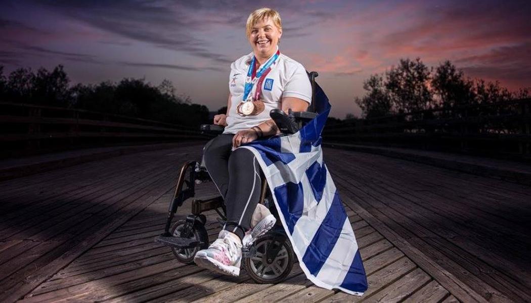 """Γιάννενα: """"Ίσες ευκαιρίες στη ζωή για τα Άτομα με Αναπηρία"""" με την παραολυμπιονίκη Ανθή Λιάγκου"""