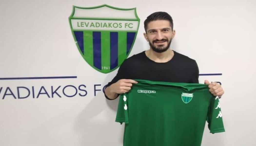 Image result for Στα γραφεία της ΠΑΕ ΛΕΒΑΔΕΙΑΚΟΣ βρέθηκε σήμερα, πριν την έναρξη του αγώνα με τον ΟΦ Ιεράπετρας, ο Θέμης Τζημόπουλος και υπέγραψε συμβόλαιο συνεργασίας με την ομάδα.